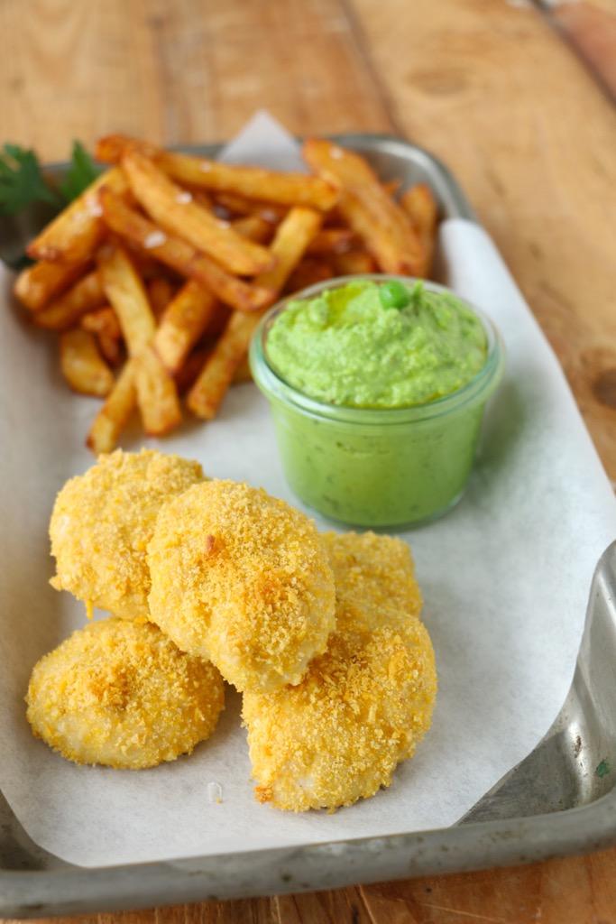 Chicken Nuggets - FastFood schöngekocht
