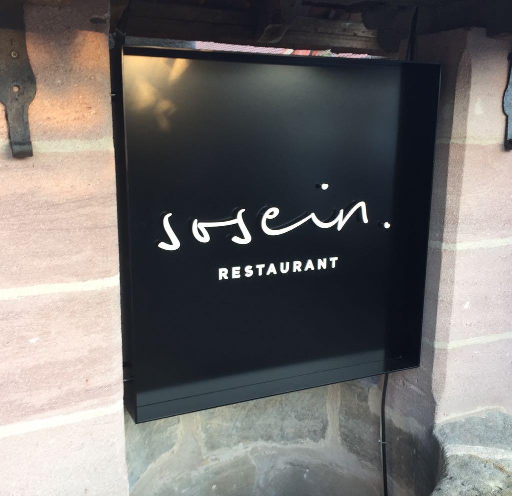 Restaurant SoSein