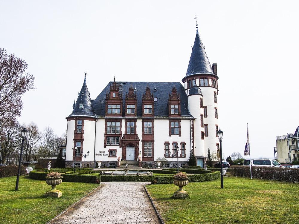 Fischmanufaktur Müritz Schloss Klink