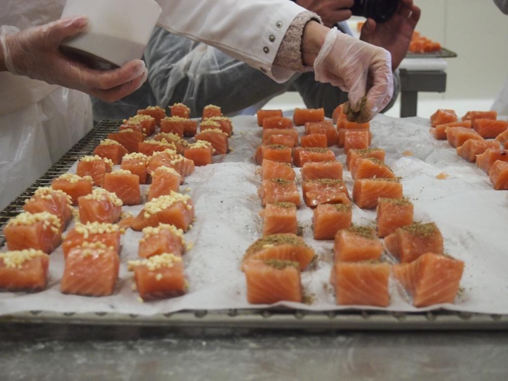 Fischmanufaktur Müritz Stremel Lachs