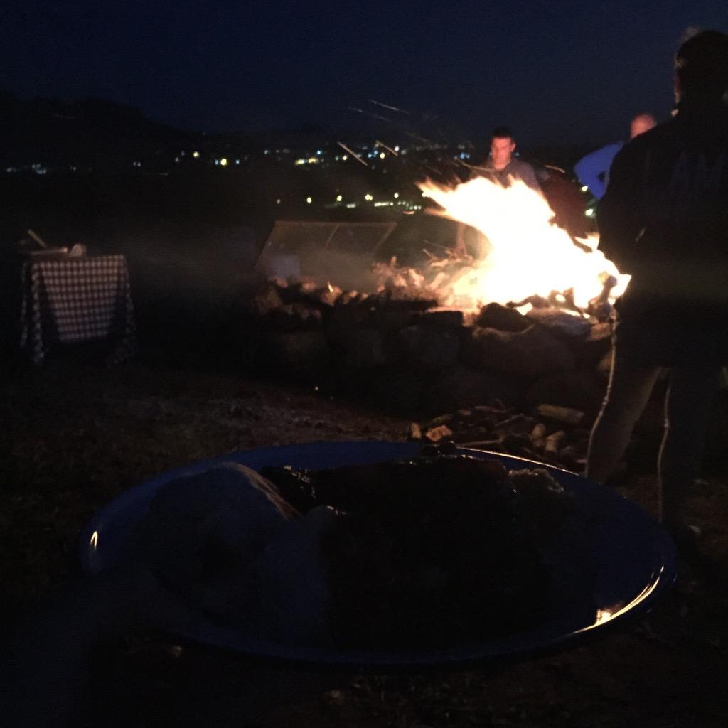 Stellenbosch-bei-Nacht