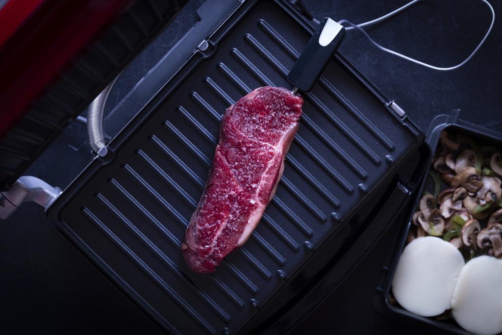 Philly-Cheese-Steak-Sandwich-Temperatursensor