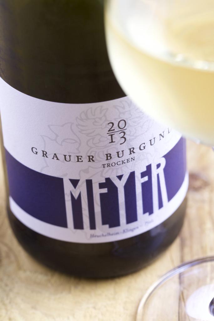 Grauburgunder, Meyer, Südpfalz, Weisswein