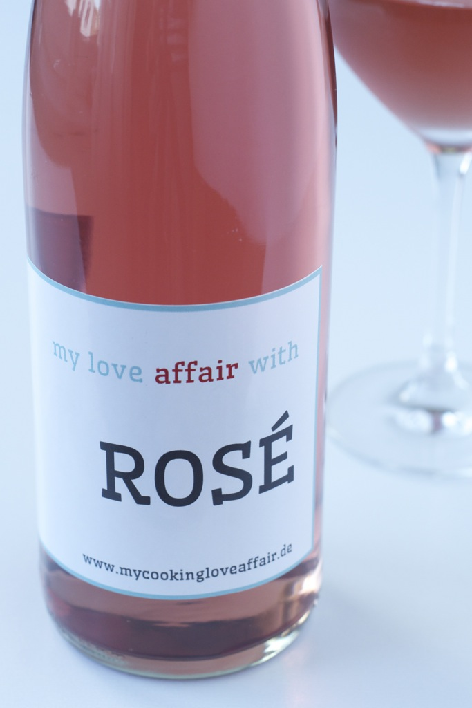 my affair with... ROSÈ